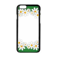 Photo Frame Love Holiday Apple Iphone 6/6s Black Enamel Case