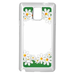 Photo Frame Love Holiday Samsung Galaxy Note 4 Case (white)