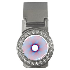 Spirograph Pattern Drawing Design Money Clips (cz)