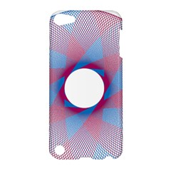 Spirograph Pattern Drawing Design Apple iPod Touch 5 Hardshell Case
