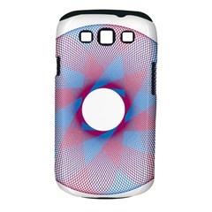 Spirograph Pattern Drawing Design Samsung Galaxy S Iii Classic Hardshell Case (pc+silicone)