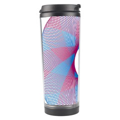 Spirograph Pattern Drawing Design Travel Tumbler