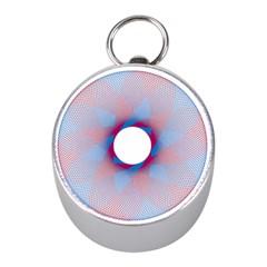 Spirograph Pattern Drawing Design Mini Silver Compasses