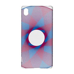 Spirograph Pattern Drawing Design Sony Xperia Z3+