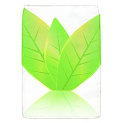 Leaves Green Nature Reflection Flap Covers (s)