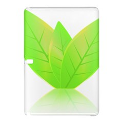Leaves Green Nature Reflection Samsung Galaxy Tab Pro 12 2 Hardshell Case