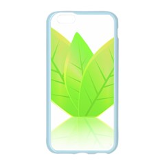 Leaves Green Nature Reflection Apple Seamless iPhone 6/6S Case (Color)