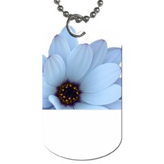 Daisy Flower Floral Plant Summer Dog Tag (Two Sides)