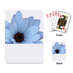 Daisy Flower Floral Plant Summer Playing Card