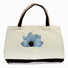 Daisy Flower Floral Plant Summer Basic Tote Bag
