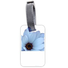 Daisy Flower Floral Plant Summer Luggage Tags (two Sides)