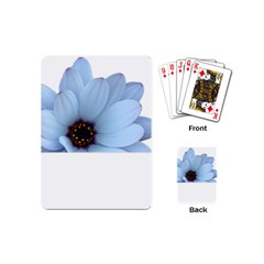 Daisy Flower Floral Plant Summer Playing Cards (mini)