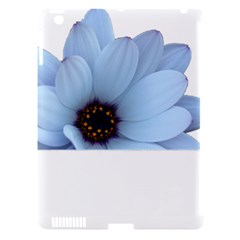 Daisy Flower Floral Plant Summer Apple iPad 3/4 Hardshell Case (Compatible with Smart Cover)