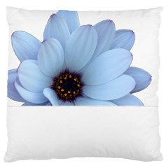 Daisy Flower Floral Plant Summer Large Cushion Case (two Sides)