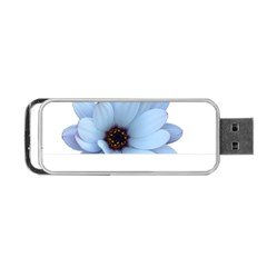 Daisy Flower Floral Plant Summer Portable USB Flash (One Side)