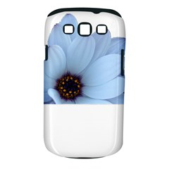 Daisy Flower Floral Plant Summer Samsung Galaxy S III Classic Hardshell Case (PC+Silicone)