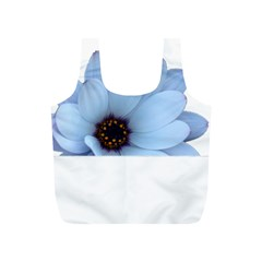 Daisy Flower Floral Plant Summer Full Print Recycle Bags (S)
