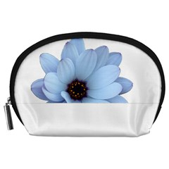 Daisy Flower Floral Plant Summer Accessory Pouches (Large)