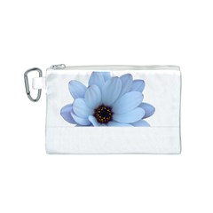 Daisy Flower Floral Plant Summer Canvas Cosmetic Bag (s)
