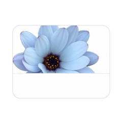 Daisy Flower Floral Plant Summer Double Sided Flano Blanket (mini)