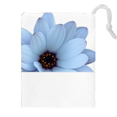Daisy Flower Floral Plant Summer Drawstring Pouches (xxl)