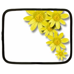 Flowers Spring Yellow Spring Onion Netbook Case (XXL)