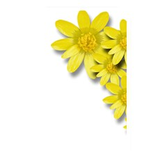 Flowers Spring Yellow Spring Onion Memory Card Reader