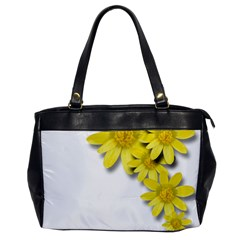 Flowers Spring Yellow Spring Onion Office Handbags