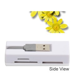 Flowers Spring Yellow Spring Onion Memory Card Reader (stick)