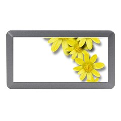 Flowers Spring Yellow Spring Onion Memory Card Reader (mini)