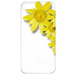 Flowers Spring Yellow Spring Onion Apple iPhone 5 Classic Hardshell Case
