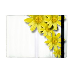 Flowers Spring Yellow Spring Onion Apple Ipad Mini Flip Case
