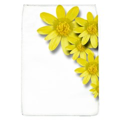 Flowers Spring Yellow Spring Onion Flap Covers (l)