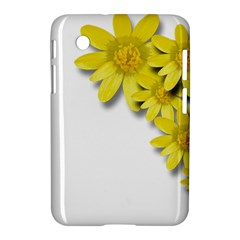 Flowers Spring Yellow Spring Onion Samsung Galaxy Tab 2 (7 ) P3100 Hardshell Case