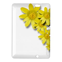 Flowers Spring Yellow Spring Onion Kindle Fire HDX 8.9  Hardshell Case