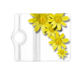 Flowers Spring Yellow Spring Onion Kindle Fire HDX 8.9  Flip 360 Case