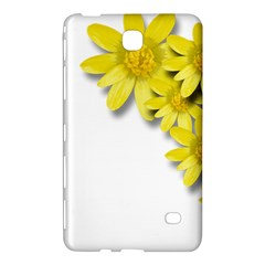 Flowers Spring Yellow Spring Onion Samsung Galaxy Tab 4 (8 ) Hardshell Case