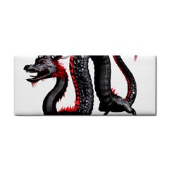 Dragon Black Red China Asian 3d Cosmetic Storage Cases