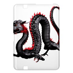 Dragon Black Red China Asian 3d Kindle Fire Hd 8 9
