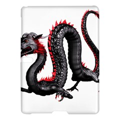 Dragon Black Red China Asian 3d Samsung Galaxy Tab S (10.5 ) Hardshell Case