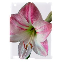Flower Blossom Bloom Amaryllis Apple Ipad 3/4 Hardshell Case (compatible With Smart Cover)