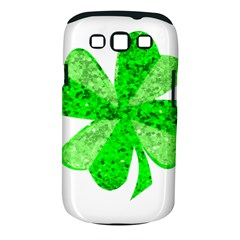 St Patricks Day Shamrock Green Samsung Galaxy S Iii Classic Hardshell Case (pc+silicone)