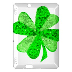 St Patricks Day Shamrock Green Kindle Fire Hdx Hardshell Case