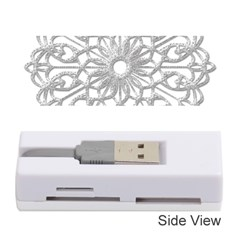 Scrapbook Side Lace Tag Element Memory Card Reader (Stick)