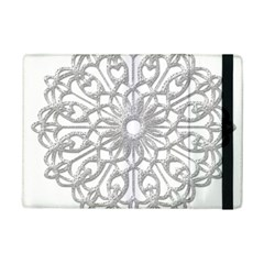 Scrapbook Side Lace Tag Element Ipad Mini 2 Flip Cases