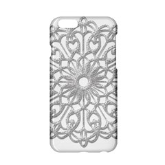 Scrapbook Side Lace Tag Element Apple Iphone 6/6s Hardshell Case
