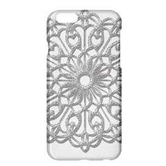 Scrapbook Side Lace Tag Element Apple Iphone 6 Plus/6s Plus Hardshell Case