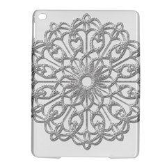 Scrapbook Side Lace Tag Element Ipad Air 2 Hardshell Cases