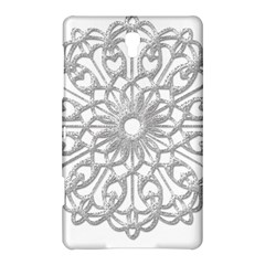 Scrapbook Side Lace Tag Element Samsung Galaxy Tab S (8.4 ) Hardshell Case