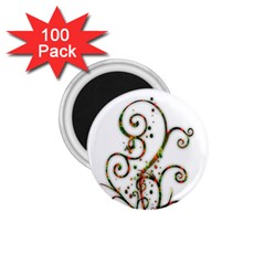 Scroll Magic Fantasy Design 1.75  Magnets (100 pack)
